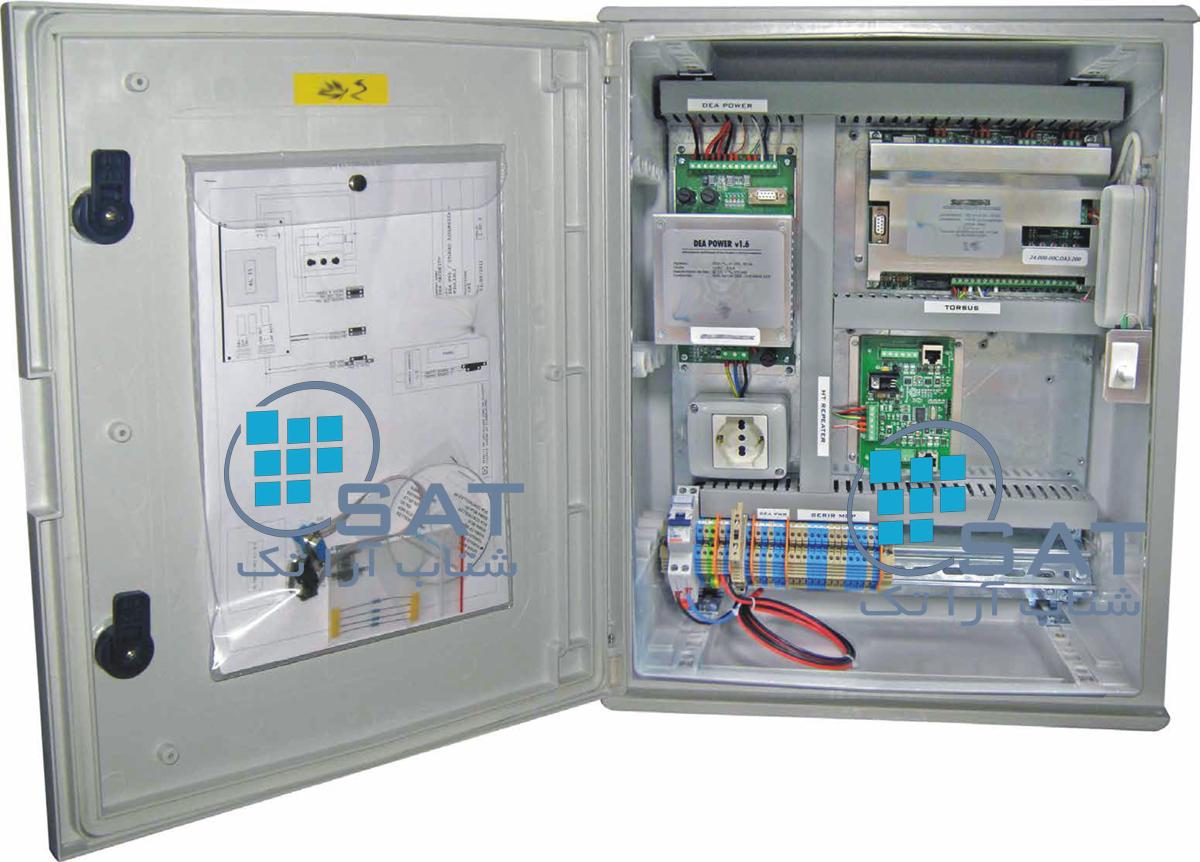 دستگاه کنترل سنسورهای حفاظتی روی فنس