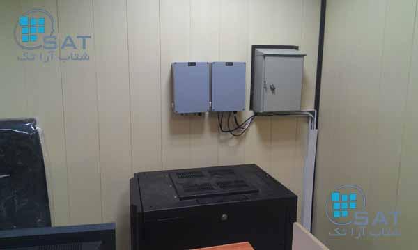 مرکز کنترل سیستم حفظت پیرامونی فنس